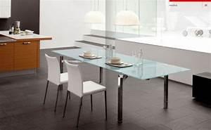 Designer Glastische Esszimmer : esszimmer design von cattelan italia attraktive ideen ~ Sanjose-hotels-ca.com Haus und Dekorationen