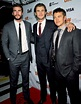 The Hemsworth brothers!! How do you get a family of three ...