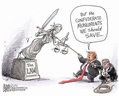 Trump Cartoons June Funny Sunday Barr Editorial
