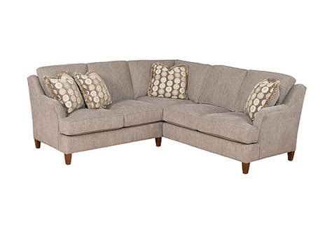 north carolina sectional sofas king hickory living room melrose fabric sectional 1400