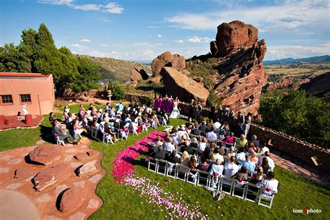 Red Rocks Trading Post Denver Wedding Photos