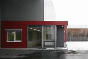 Haus Mit Büroanbau : b roanbau und fassade gewerbebau in salem neufrach holzbau looser holzbau dachbau zimmerei ~ Markanthonyermac.com Haus und Dekorationen