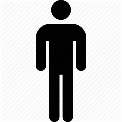 Individual Person Single Icons Status