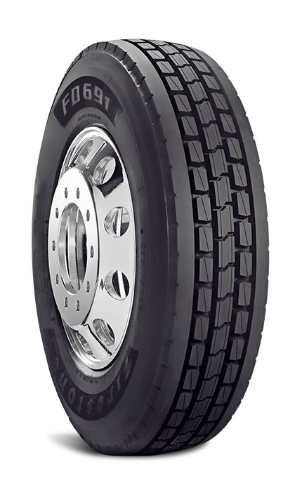Firestone Fd691  Gcr Commercial Tires