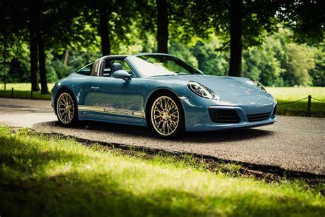 porsche targa 911 official 2017 porsche 911 targa 4s exclusive design edition gtspirit