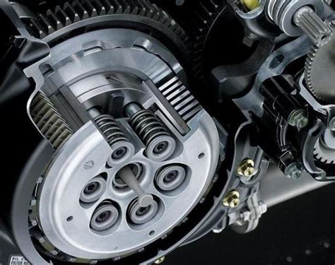 How Your Motorcycle Clutch Works