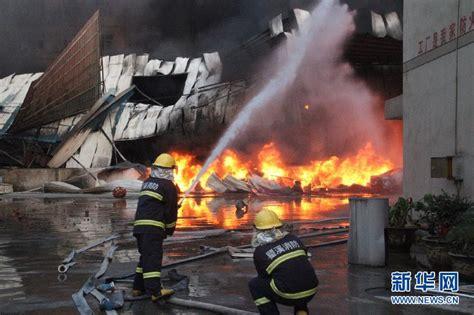 浙江温州瓯海区两家工厂发生火灾5死1伤(第二页) - 焦点图 - 华声在线