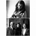 Audrey Hepburn with Otto Frank and Elfriede Geiringer ...