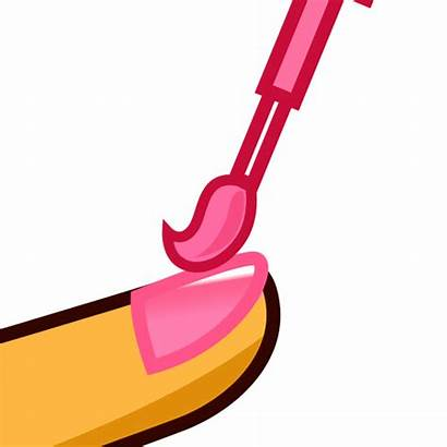 Nail Clipart Emoji Clipartmag Emojidex