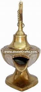 Magic Lamp Aladdin Disney Chirag Metal Craft Home ...