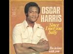 Oscar Harris - Since I Met You Baby - YouTube