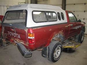 93 94 95 Toyota Pickup Distributor 4 Cyl 22rec Engine