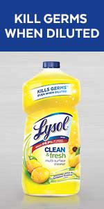 Amazon.com: Lysol Disinfecting Wipes to-Go Pack, Lemon