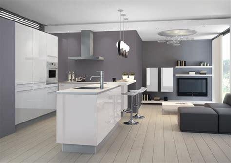 cuisine avec ilot central stunning cuisine equipee avec ilot photos design trends