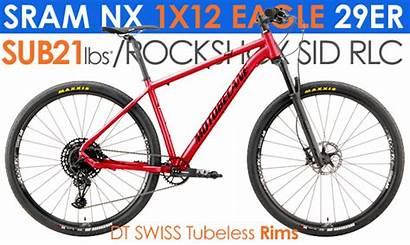 Mountain Eagle Bikes 29er Tubeless Dt Swiss