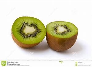 Kiwi Cut In Half Royalty Free Stock Photos - Image: 22517978