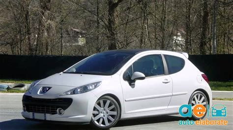 Peugeot 207 Thp Tuning