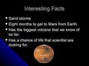 Mars Facts - Digital Media Engineering