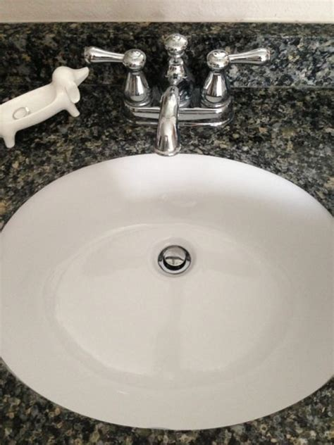 Bathroom Sink Clogged
