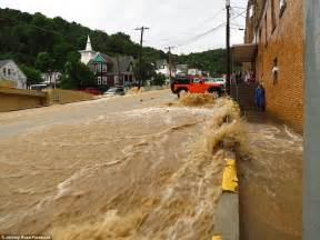 Tragedy in <b>West</b> <b>Virginia</b> as four-year-old boy is swept away in <b>flood</b> ...