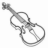 Violin Coloring Line Fiddle Drawing Baroque Toddler Drawings Getdrawings Lovely Designlooter Acoustic Clipartmag 66kb 230px sketch template