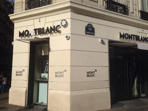 mont blanc chs elysees montblanc boutique stylos et crayons 152 avenue des chs elys 233 es 75008 adresse horaire