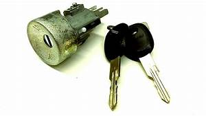 1993 Subaru Impreza Key Lock Assembly