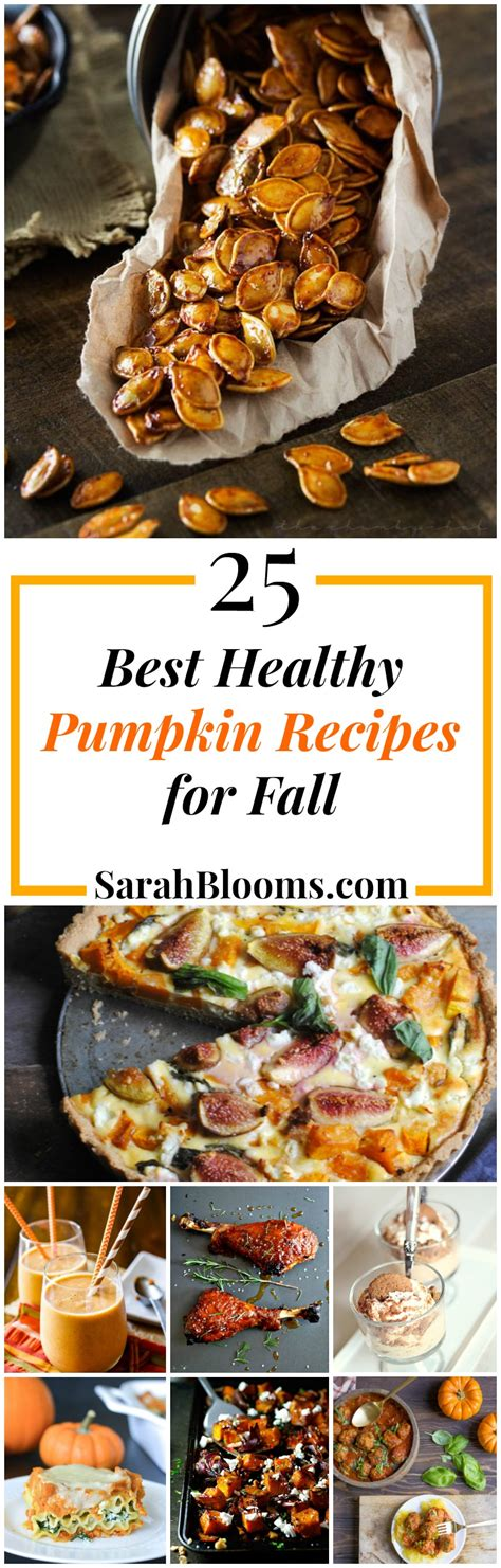 10 Pumpkin Recipes Fall by 25 Healthy Pumpkin Recipes To Help You Eat Clean