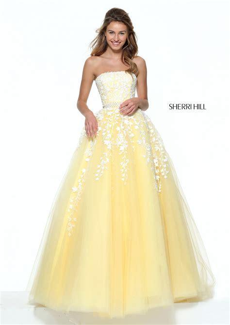 Sherri Hill 50864 Prom Dress   MadameBridal.com