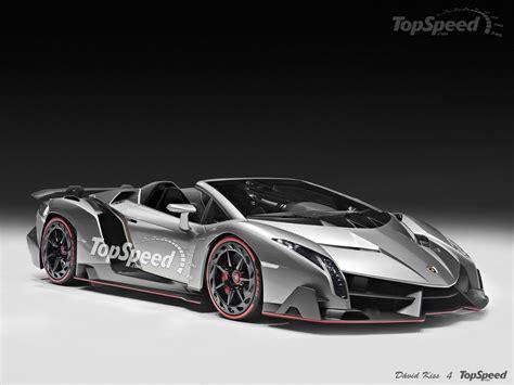 lamborghini veneno roadster rendered  top speed