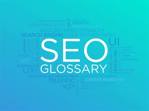 Seo Terms by The Ultimate Seo Glossary 450 Seo Terms And Phrases