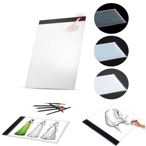 tavola disegno tavola luminosa da disegno ricalco foglio a4 lgv shopping