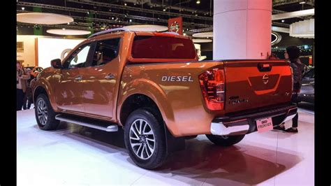 2019 Nissan Frontier Diesel,new Design Review Youtube
