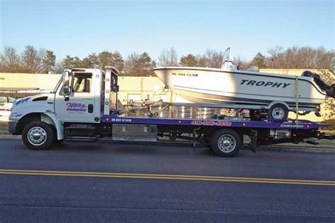Take This Broken Boat And Point It Home by Why Boatus Trailer Assist Gets Called Trailering