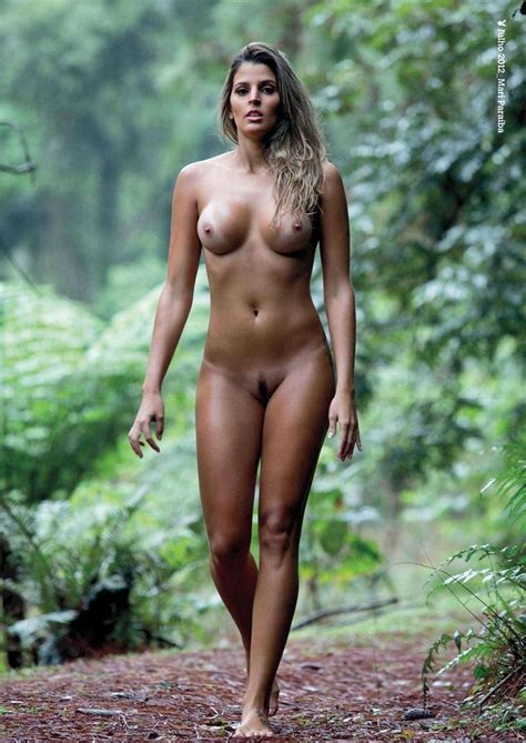 Naked Mari Paraba In Playboy Magazine Brasil