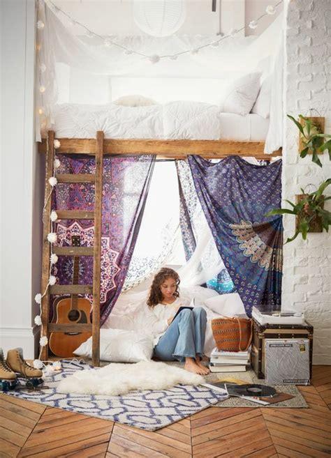 chambre ado avec lit mezzanine 1001 idées pour une chambre d 39 ado créative et fonctionnelle