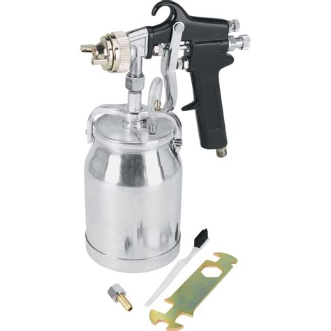 spray gun titan siphon feed spray gun model 19418 northern tool