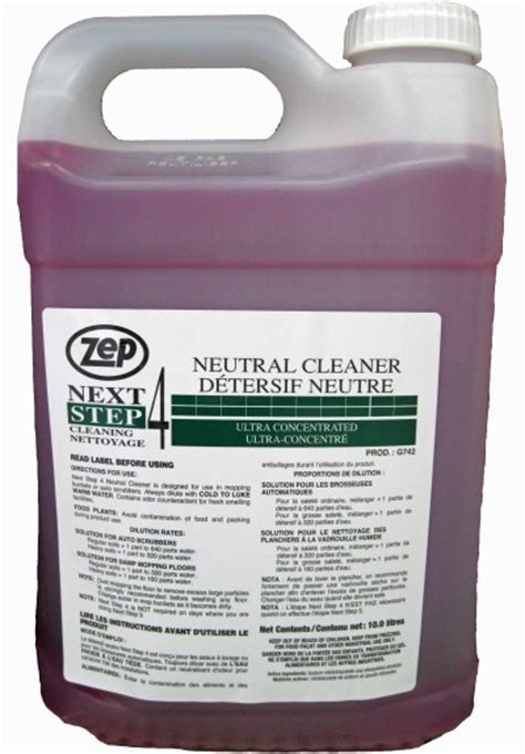 zep floor cleaner msds next step 4 neutral cleaner soap stop