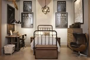 style chambre chambre ado garcon style industriel solutions pour la