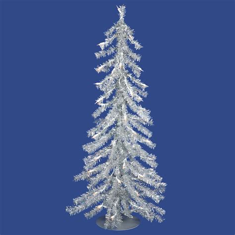 christmas tree and silver silver artificial christmas trees