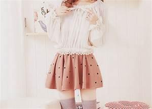 Pastel dress on Tumblr