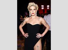 Halsey Short Hair Pixie Cut Inspo at 2018 NYFW Details