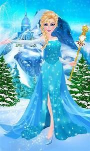 Ice Queen Makeup and Day Spa Game  Play online at Y8com