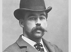 Body of 19thcentury serial killer HH Holmes being