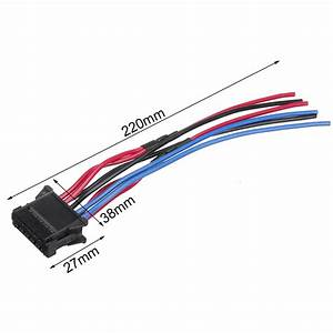 10 Pin Heater Resistor Wiring Harness Loom For Renault Clio Grand Scenic Modus Sale