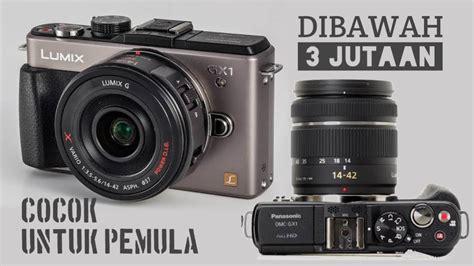 kamera mirrorless murah terbaik  bawah  jutaan