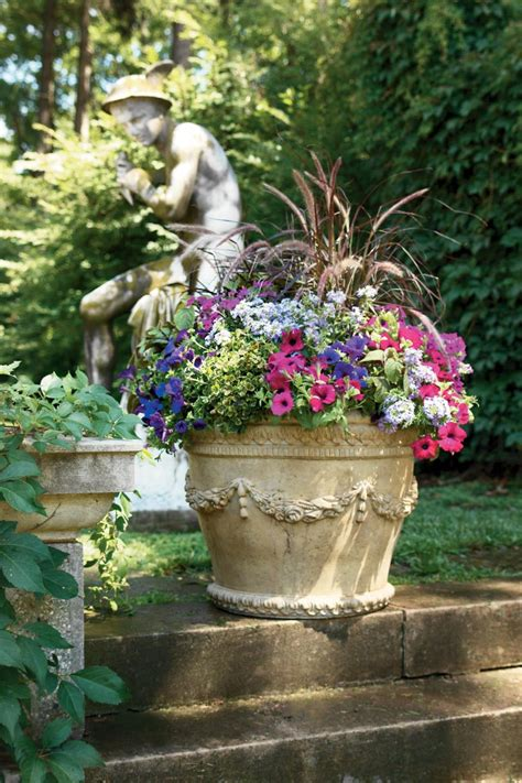 container gardening types of containers hgtv