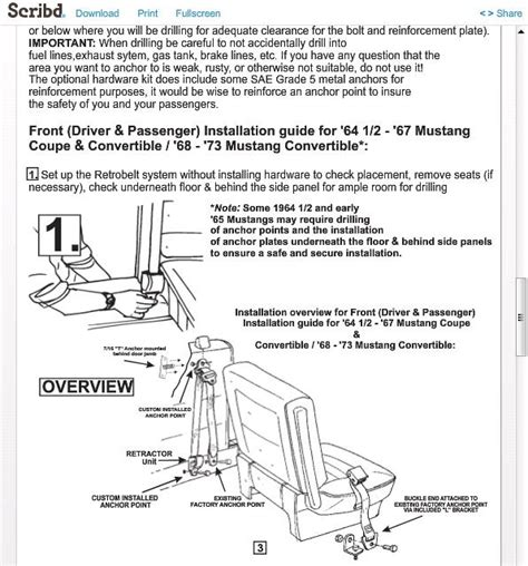 67 Mustang Coupe Window Diagram by Technical Information