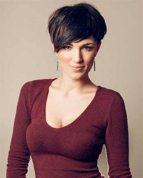 short pixie cuts the best short hairstyles for women 2016