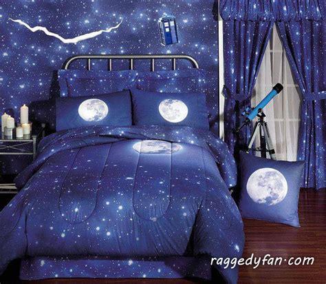 Tardis Bedroom by Tardis Bedroom Raggedyfan